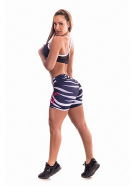 CONJUNTO DEPORTIVO/ SHORT/ STRONG GIRL