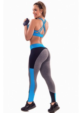 Leggins/ LINE BLUE