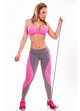 Leggins/ PINK ROSE