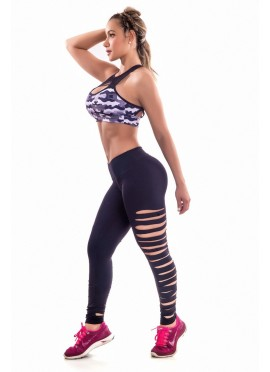 Leggins/ CROSSFIT BLACK