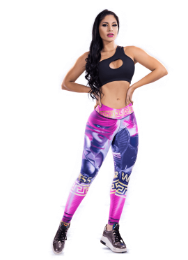 Leggins Warrior L-4150