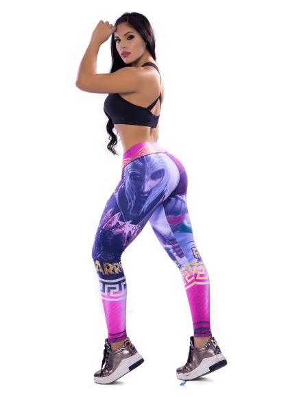 Leggins Warrior Fitness