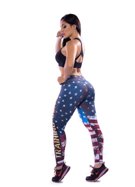 Leggins American Fit