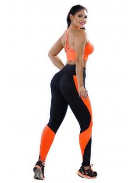 Leggins Deportivo Orange Gym