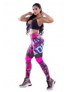 Leggins Deportivo Ladies Animal