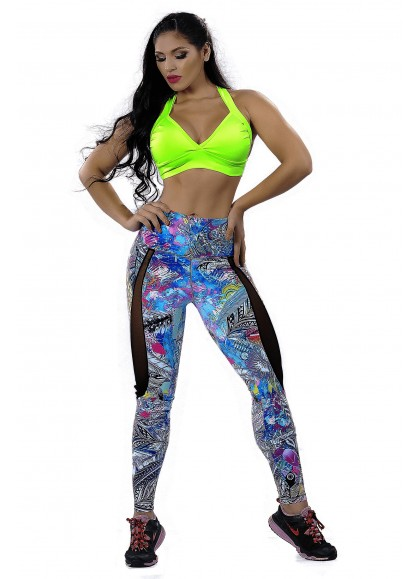 Leggins Deportivo Jungle Fit