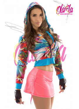 Chaqueta Party Fitness