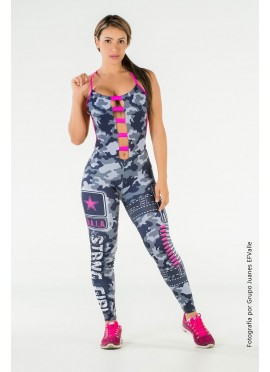 ENTERIZO DEPORTIVO MILITARY FITNESS REF. 097