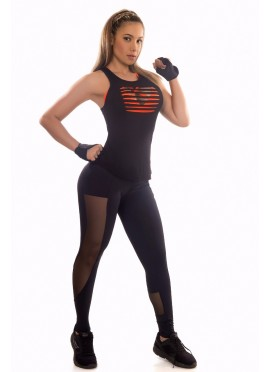 CONJUNTO DEPORTIVO ORANGE FIT