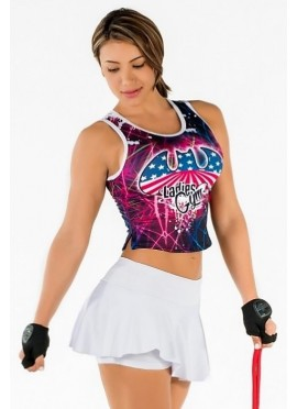 BLUSA DEPORTIVA LADIES GYM
